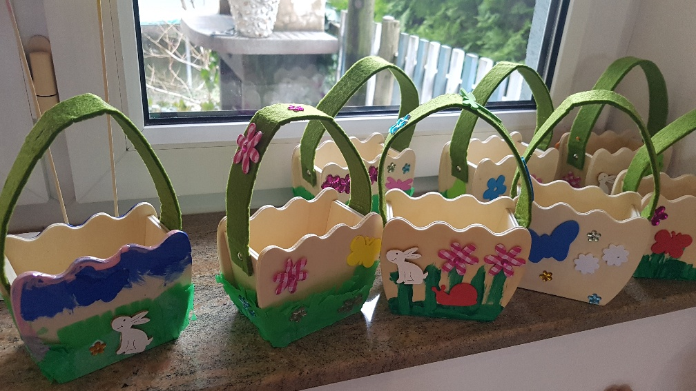 Kreativwerkstatt Ostern