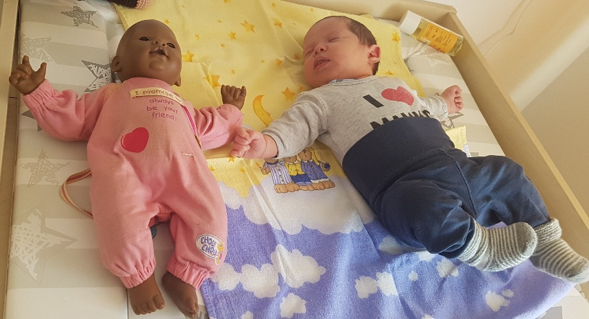 Glücksgriffe Babymassage+ Babyshiatsu